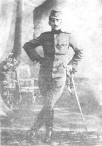 Kosta Vojinović Kosovac uoči Velikog rata