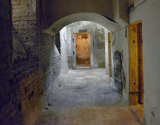 Zatvor Gestapoa u Pančevu