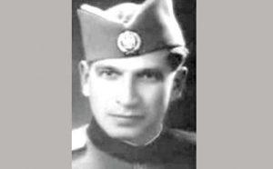 Major Aleksandar Mišić