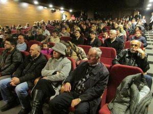 Bratunac: Akademija sjećanja na egzodus Srba Foto: SRNA