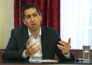 Nemanja Dević, istoričar