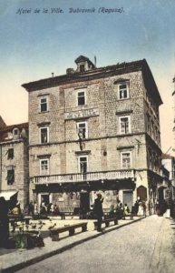 Hotel Vila, Dubrovnik – dvoazbučno