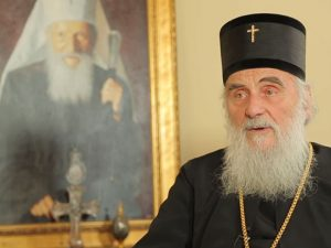 Patrijarh Irinej (foto: © Sputnik)