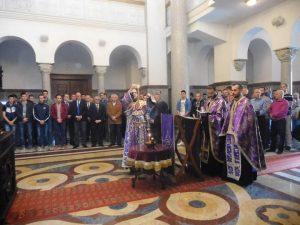 Sveštenici Eparhije banjalučke danas su u Sabornom hramu Hrista Spasitelja u Banjaluci služili molitveno sjećanje na žrtve NATO bombardovanja Republike Srpske, Srbije i Republike Srpske Krajine.