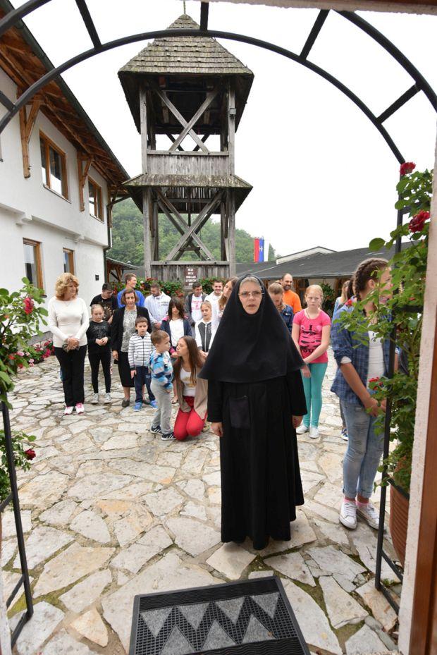 Mati Jovana mir pronašla u manastiru