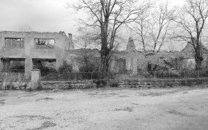 Jedna generacija u selu imala bi po 30 djece, ali danas je škola srušena - Oćestovo Foto: Vaska Radulović