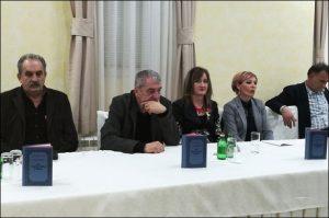Predstavljanje u Parohijskom domu u Nikšiću
