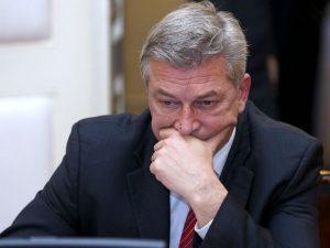 Ministar policije Hrvatske Ranko Ostojić Izvor: Foto: vecernji.hr