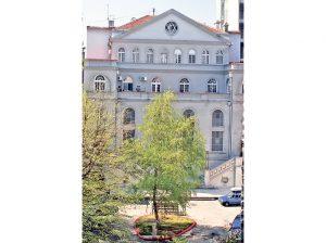 Sinagoga u Beogradu (Foto T. Janjić)