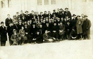 Skupština društva Beograd I - 30.01.1927. godine