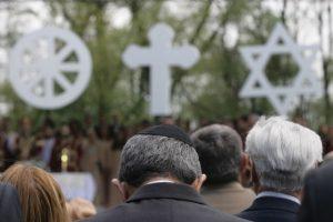 Spomen-obeležje Donja Gradina,foto Tanjug/M.Jelesijević