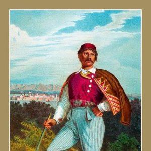 Srbin katolik iz okoline Dubrovnika