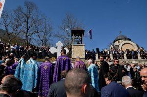 Вишеград - обиљежено 75 година од усшког покоља Фото: БН телевизија