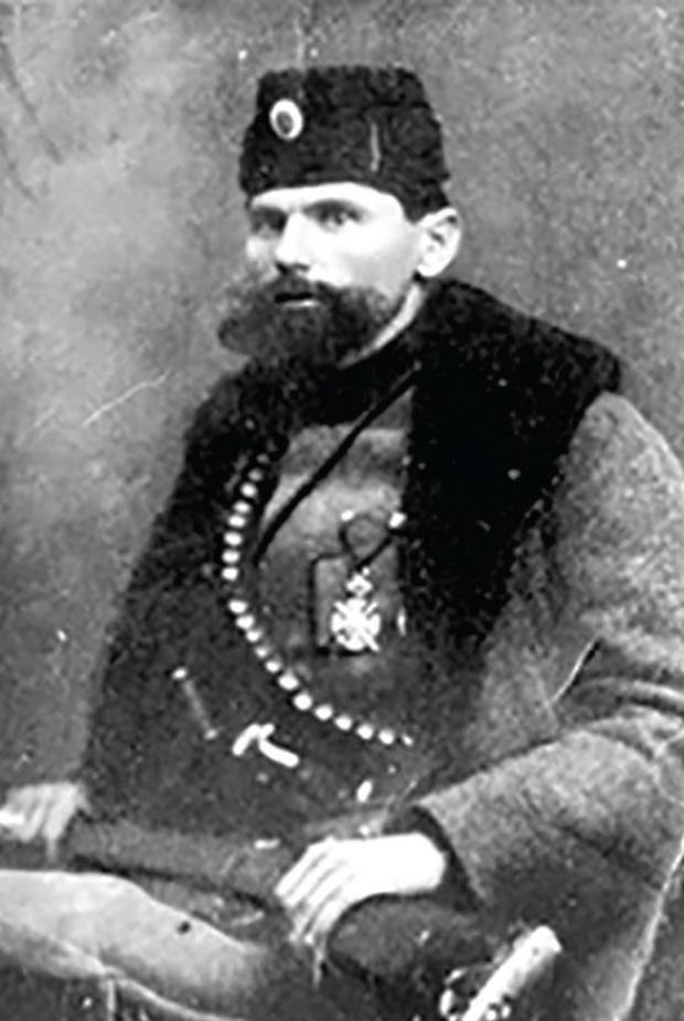 """Fotografije preuzete iz knjige """"Toplički ustanak 1917."""" autora Novice Pešića"""