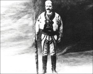 Prvu četu osnovao je Uroš Kostić Rudinac