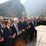 U Starom Brodu kod Višegrada danas je obilježeno 75 godina od ustaškog pokolja više od 6.000 Srba iz istočnog dijela BiH koji su pokušali da pređu rijeku Drinu i potraže spas u Srbiji.