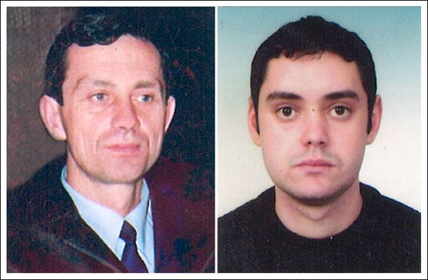 * Žrtve: Dobrivoje i Borko Stolić / Foto privatna arhiva