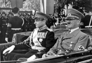 Knez Pavle i Hitler
