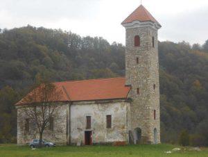 Crkva u Komogovini