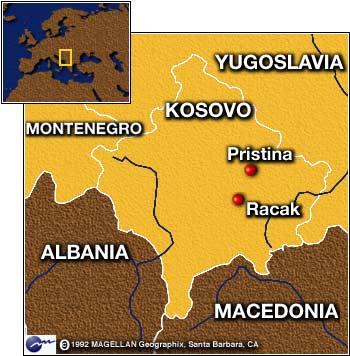 Kosovo - Račak