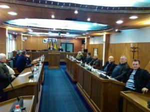 Sjednica Predsjedništva Saveza logoraša Republike Srpske