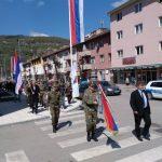 Boračka organizacija Foče obilježila je danas 25 godina od formiranja fočanskih brigada Vojske Republike Srpske.