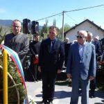 Osveštanjem Spomen-krsta na brdu Grad u Višegradu, te služenjem parastosa i pomena kod spomenika ruskim dobrovoljcima na Megdanu, danas je obilježen je Dan ruskih dobrovoljaca.
