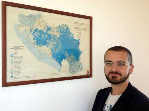 Goran Latinović, istoričar (foto: http://istorijabl.weebly.com)