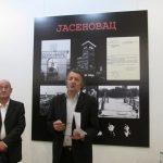 """U beogradskoj galeriji """"Progres"""" večeras je otvorena izložba """"Jadovno-Jasenovac-Kozara-Sajmište"""", povodom obilježavanja Dana proboja zatočenika iz koncentracionog logora Jasenovac."""