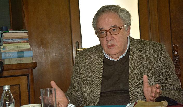 Predsednik SANU Vladimir Kostić © SPUTNIK/ RADOJE PANTOVIĆ