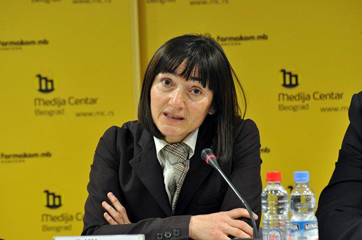 Ljiljana Smajlović: Ja bih podržala ideju, i da se ustanovi koliko je ljudi stradalo, i da znamo njihova imena, i da ta imena budu na dostojnom spomeniku. © FOTO: WWW.MC.RS