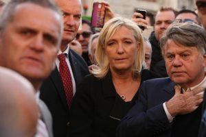 Marin Le Pen: GettyImages