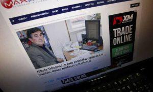 Medijski linč: Tekst na hrvatskom portalu foto: printscreen