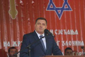 Predsjednik Republike Srpske Milorad Dodik.