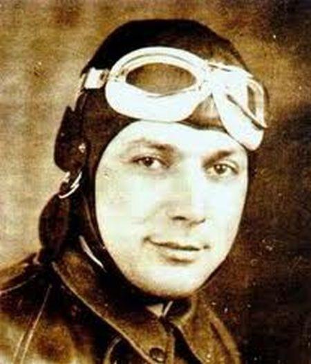 Pilot Miloš Žunjić