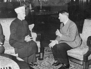 Muhamed Amin el Huseini na sastanku sa Adolfom Hitlerom 28. novembra 1941.