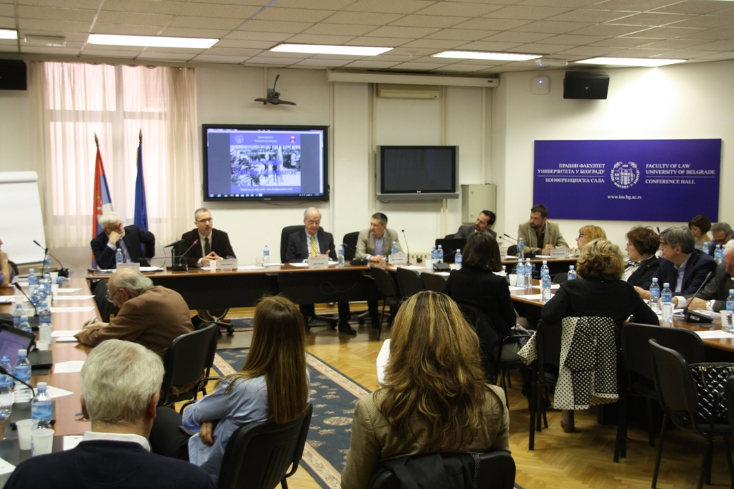 """Konferencija """"Pravni poredak Nezavisne Države Hrvatske"""""""
