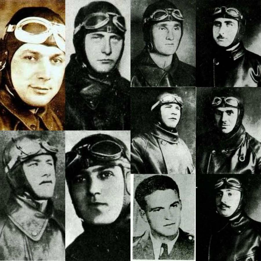 Piloti, branioci prestonice poginuli u aprilskom ratu 1941: