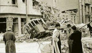 Saveznici nisu štedeli centar Beograda