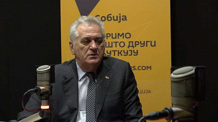 Predsednik Srbije Tomislav Nikolić © SPUTNIK/ RADOJE PANTOVIĆ