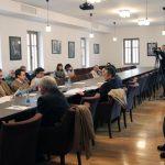Protokol o saradnji između Andrićevog instituta i Instituta za slavistiku Ruske akademije nauka potpisan je danas u Andrićgradu.