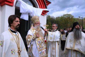 Njegovo preosveštenstvo episkop zvorničko-tuzlanski Hrizostom.