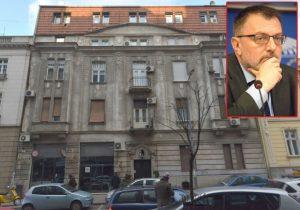 Zgrada u Njegoševoj 49 u Beogradu vraćena jevrejskoj zajednici / Foto V. Danilov/ Strahinja Sekulić / Foto Agencija za restituciju