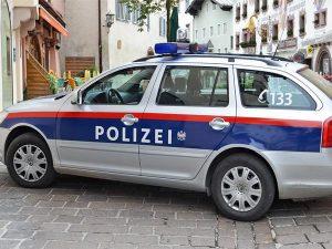 Austrijska policija Foto: 24sata.info