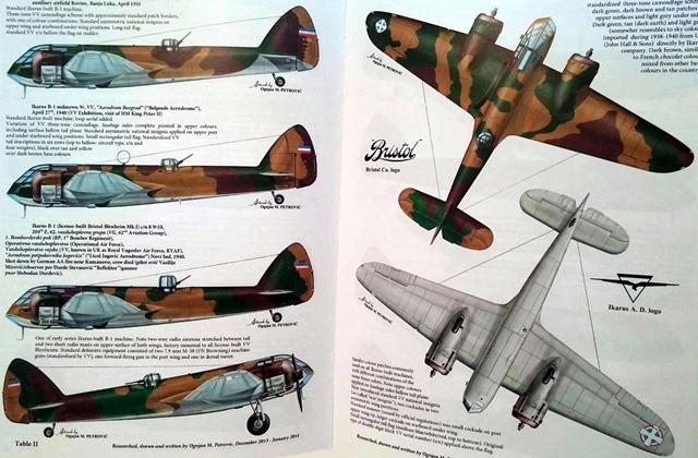 Бристол Бленхајм – бомбардер којим је пилотирао Ђоко Путица