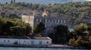 Zatvor Kuline u Šibeniku Foto: Šibenski Portal