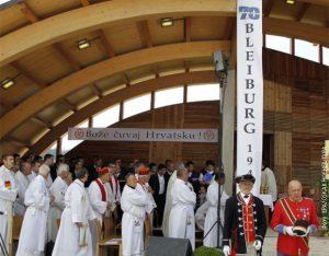 Комеморација у Блајбургу (архивска фотографија)
