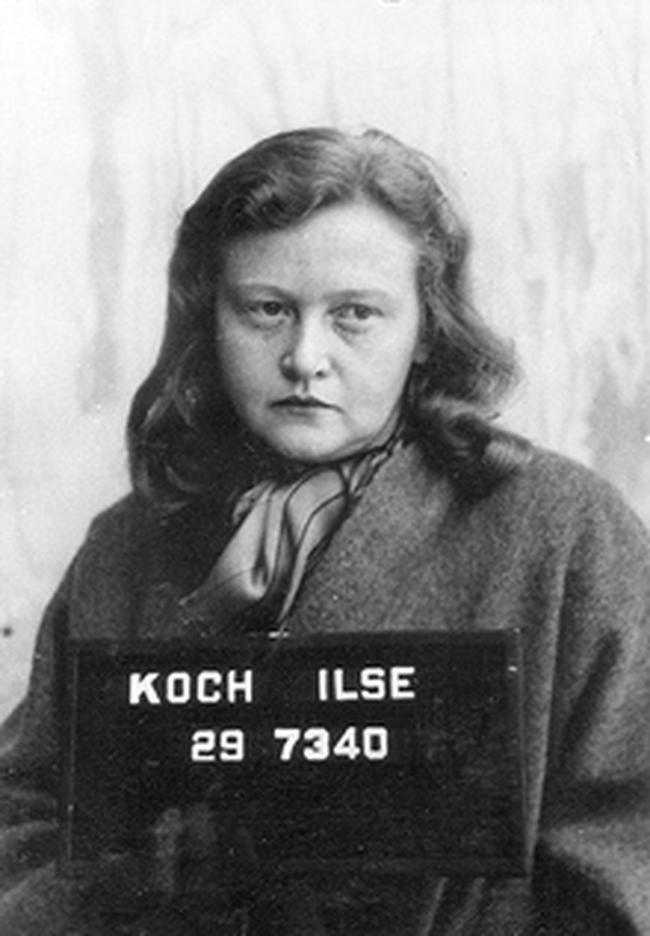 "Ilse Koh zvana ""kuja iz Buhenvalda"" Foto: Javni domen"