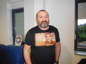 "Ivan Jović, autor filma ""Zaveštanje"""
