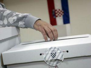 Izbori u Hrvatskoj Foto: AP